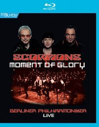Cover Scorpions - Moment Of Glory [DVD]
